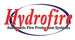 Hydrofire fire protection logo